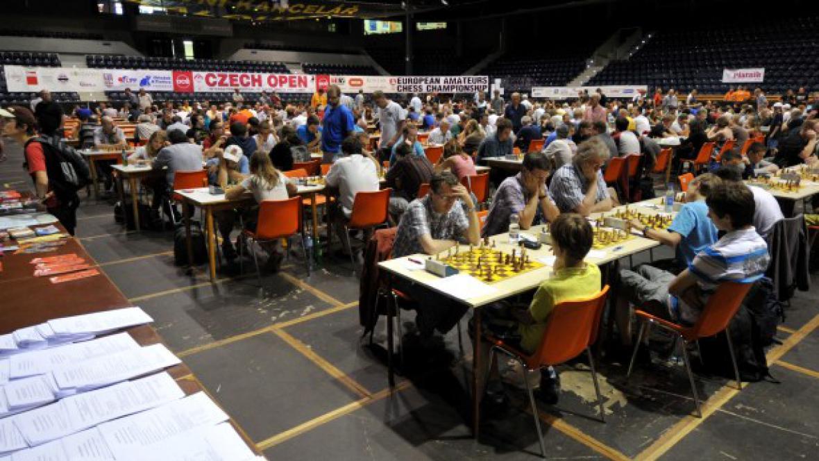 Czech Open - festival šachu a her