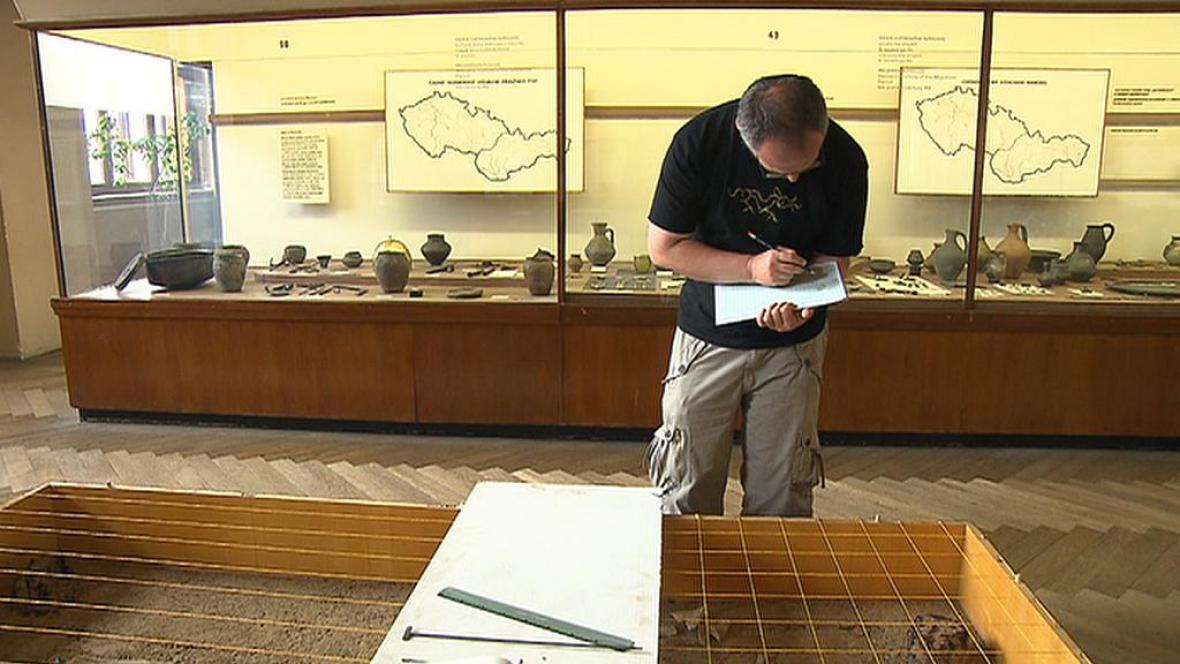 Archeologický průzkum exponátů Národního muzea