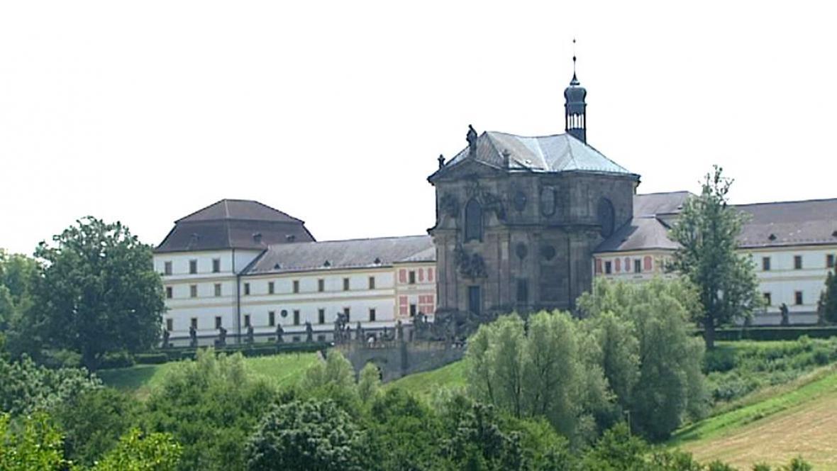 Barokní špitál Kuks