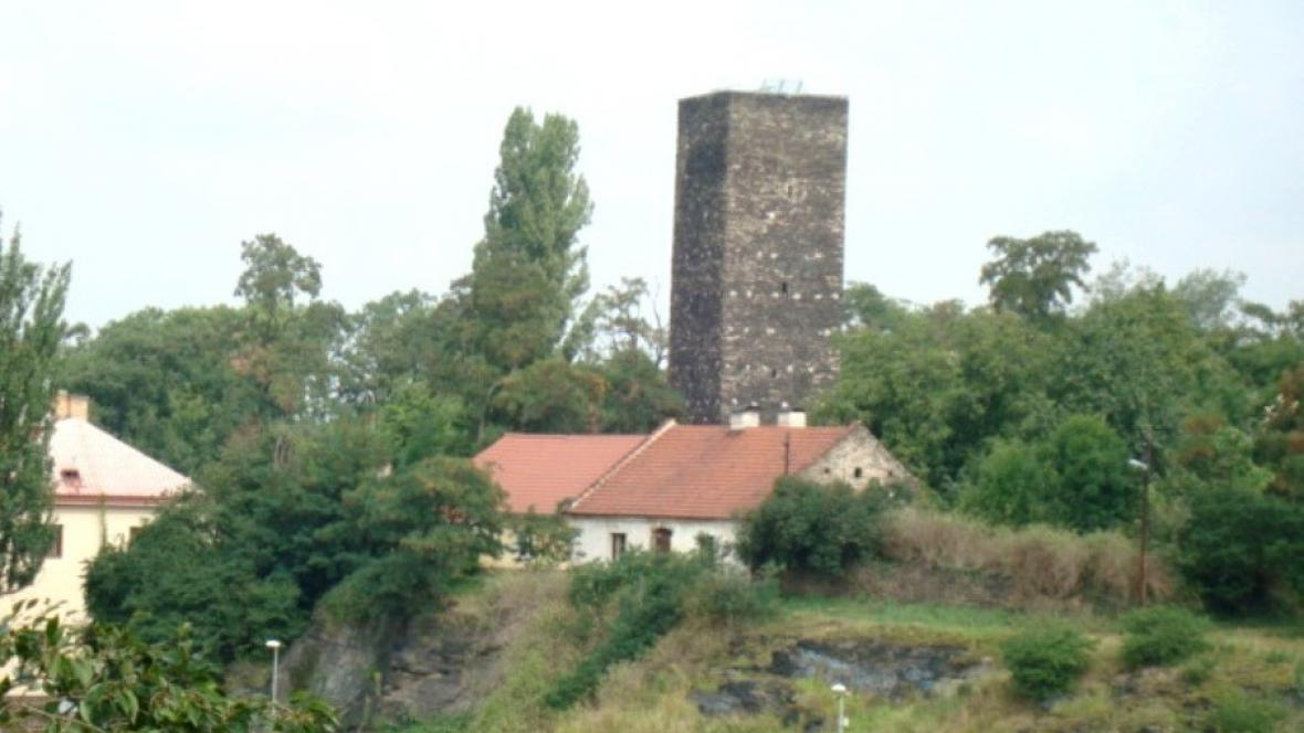 Věž Práchovna