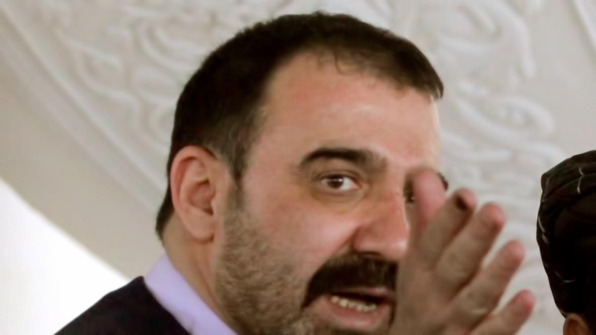 Ahmad Valí Karzáí