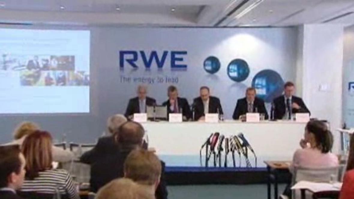 Vedení společnosti RWE