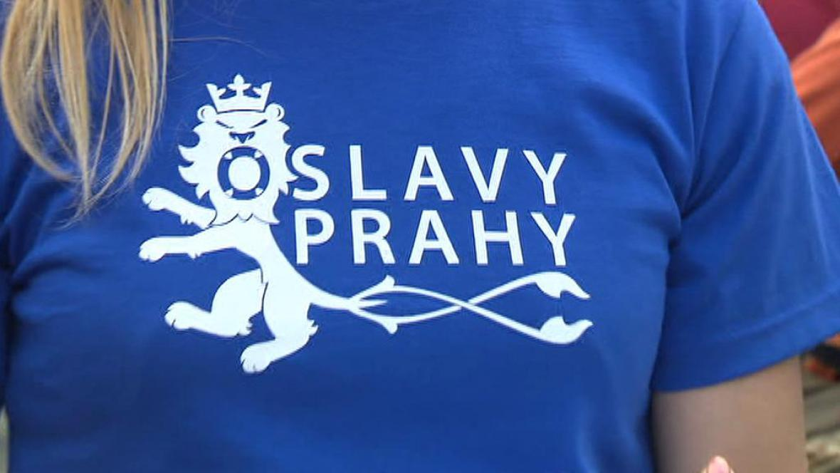 Oslavy Prahy 2011