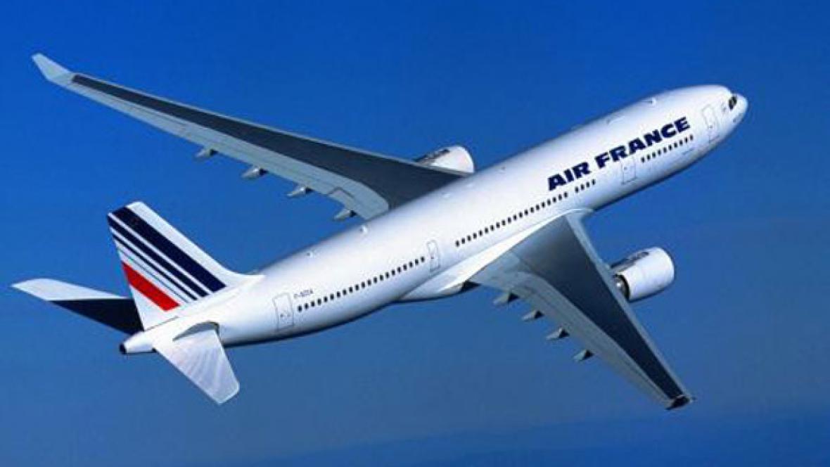 Airbus A330-200 společnosti Air France