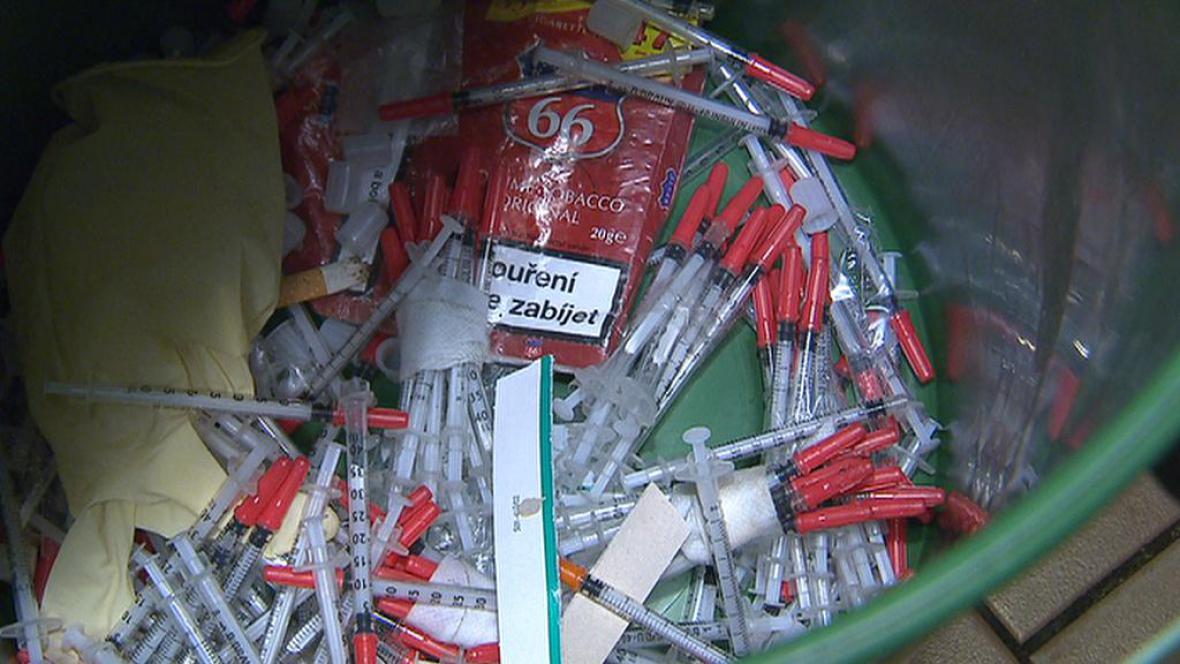 Injekční stříkačky