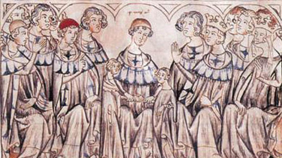 Svatba Elišky a Jana