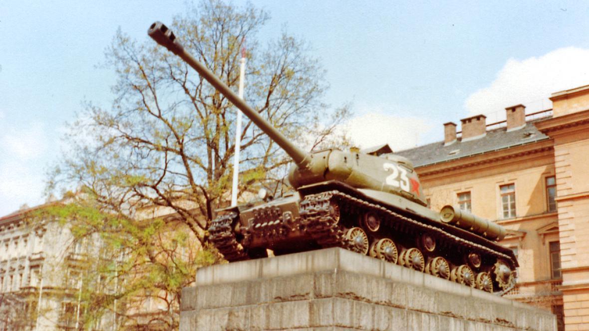 Tank č. 23