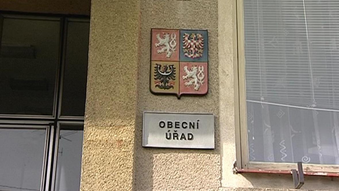 Obecní úřad v Orlíku nad Vltavou