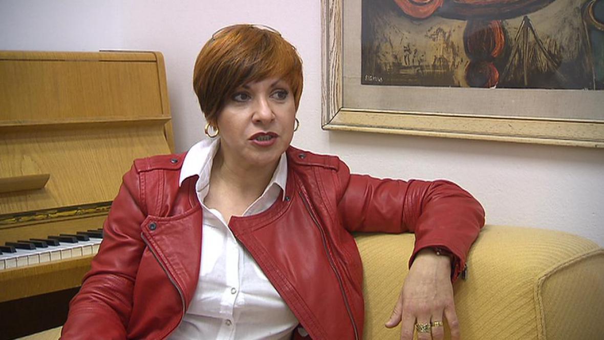 Dagmar Pecková