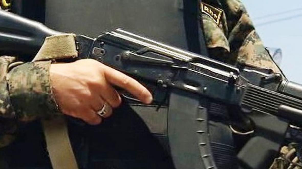 Čečenské jednotky