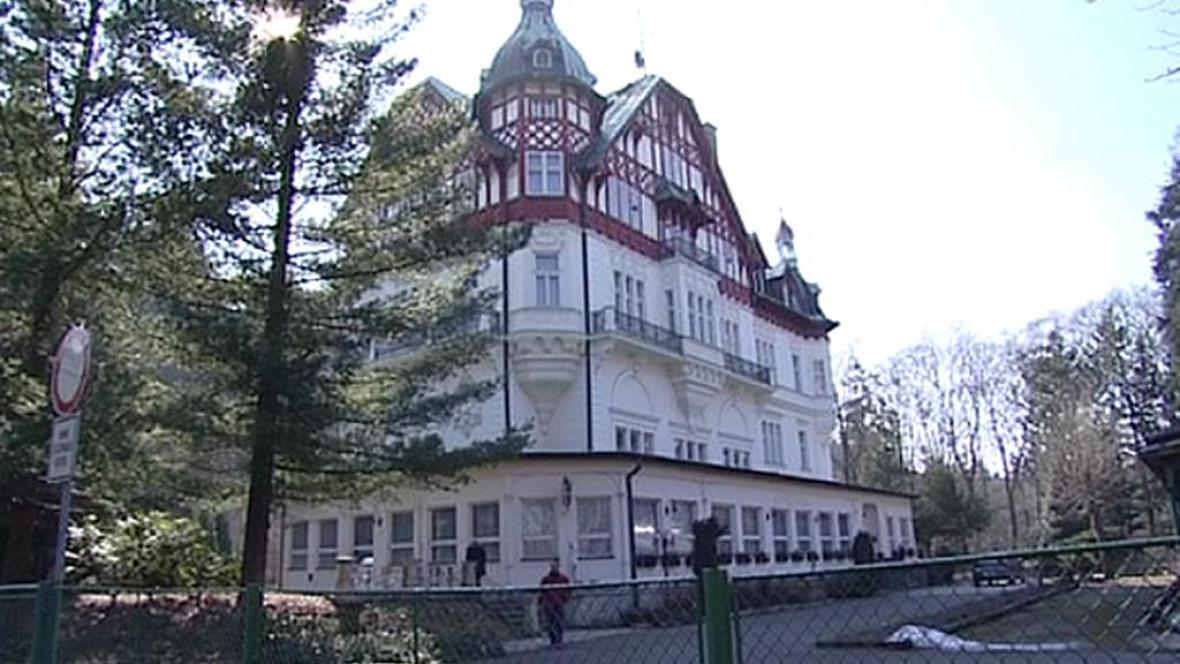 Lázeňský dům Myslivna