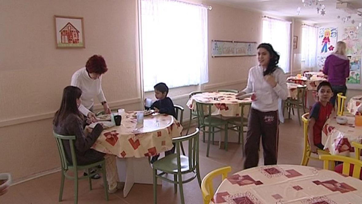 Dětský domov v Horním Slavkově