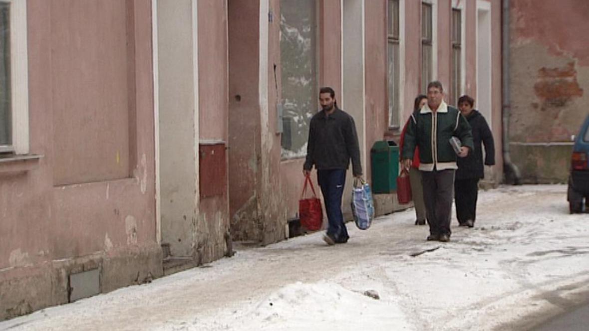 Romové v Broumově