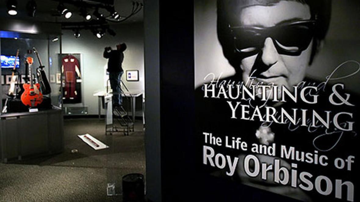 Síň slávy / Roy Orbison