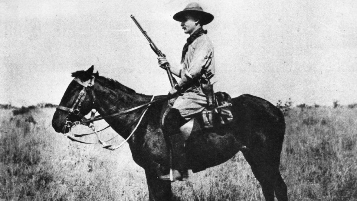 Robert Baden-Powell , zkladatel skautingu