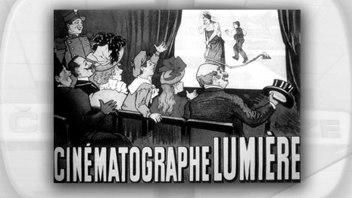 Kinematograf bratří Lumièrů