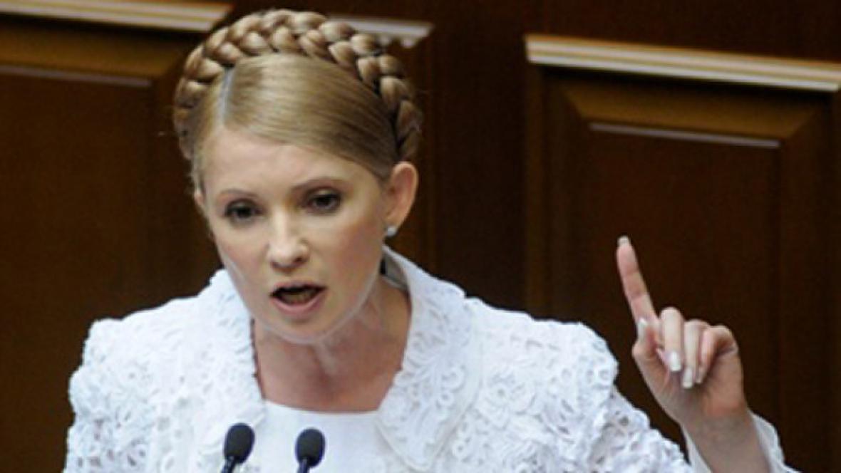 Julija Tymošenková