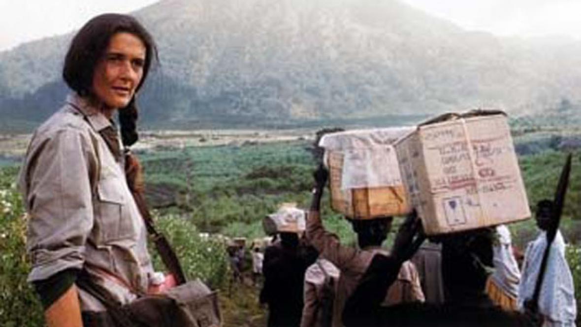 Dian Fosseyová