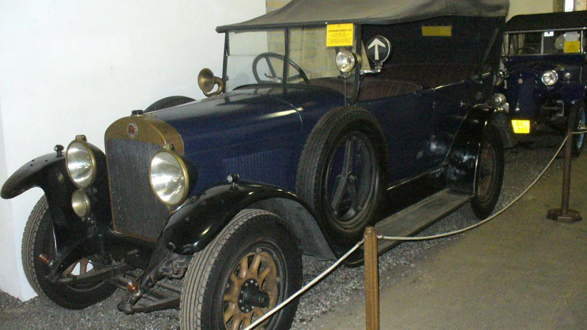 Laurin & Klement - Škoda 110