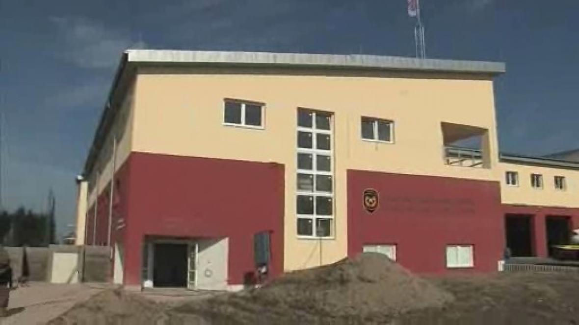 Nová hasičská zbrojnice