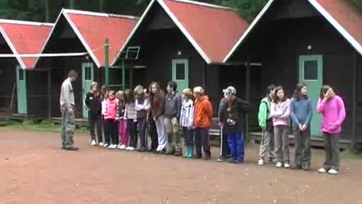 Adaptační kurz pro žáky 6. třídy ZŠ Poběžovice
