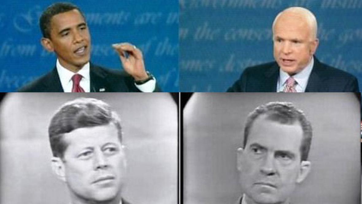 Televizní duely prezidentských kandidátů