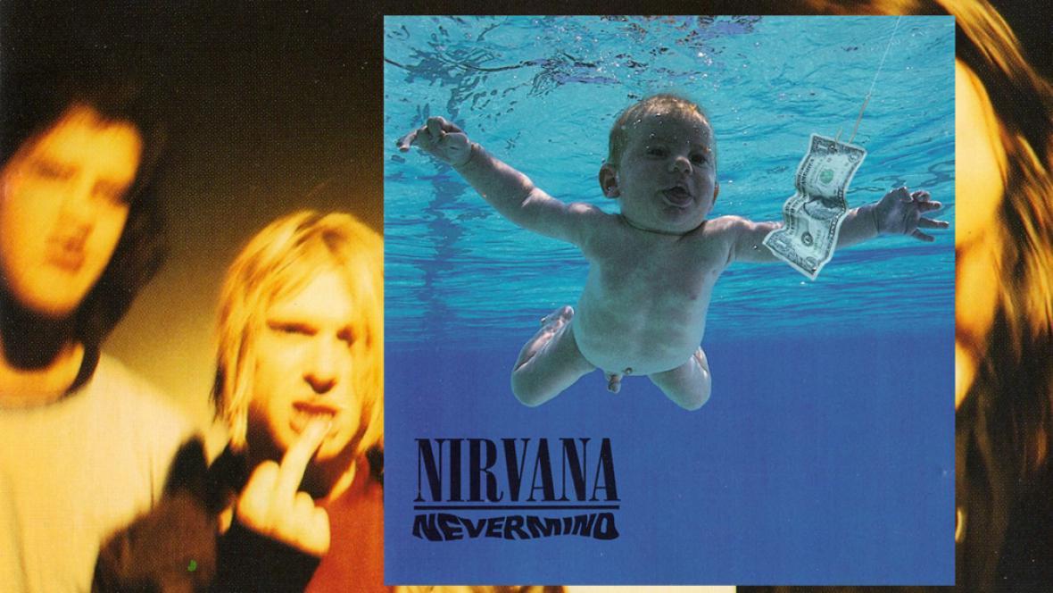 Album Nevermind kapely Nirvana