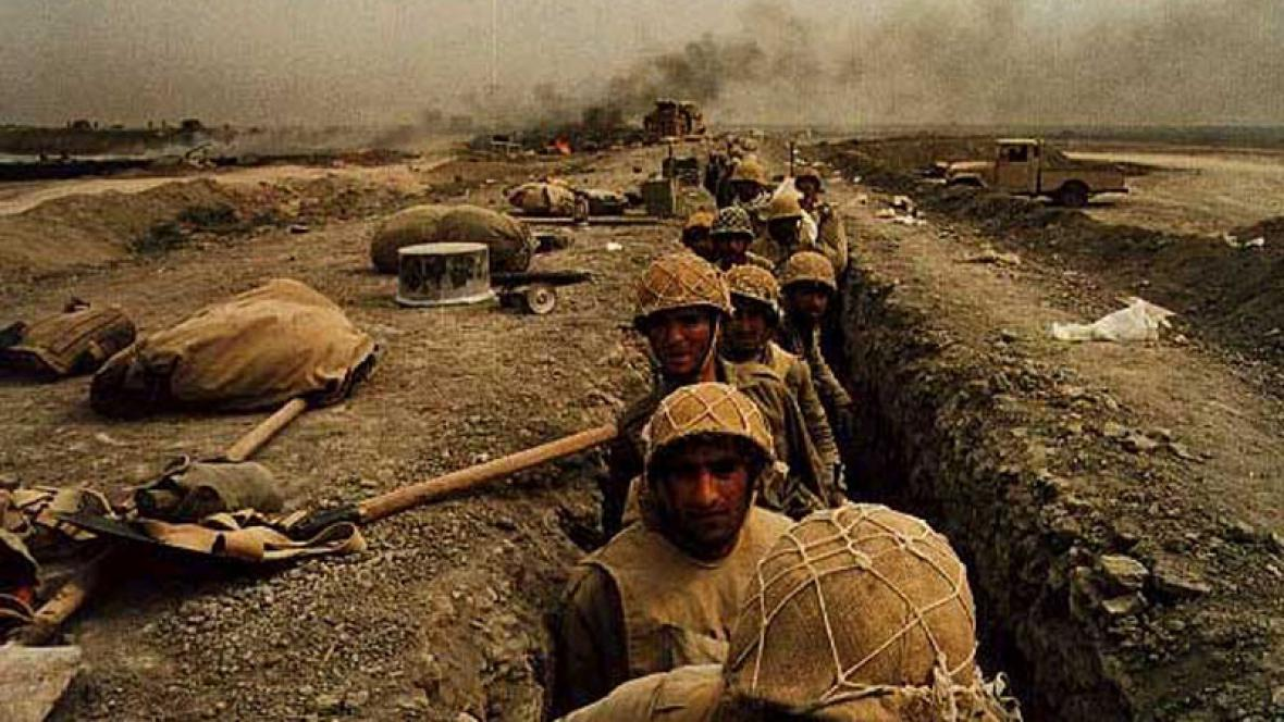 Irácko-íránská válka
