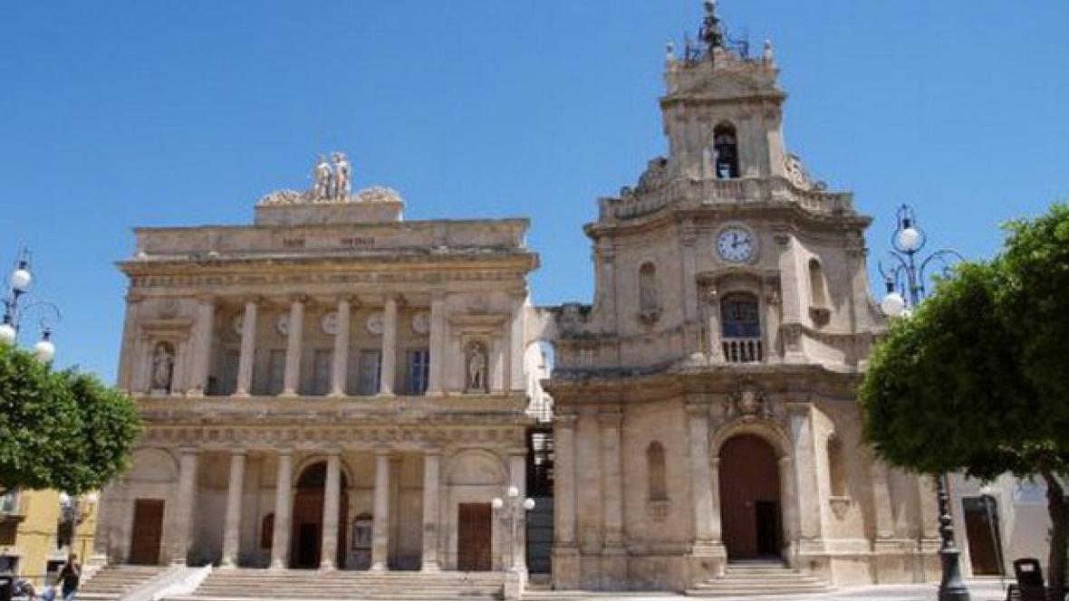 Baroko ve městě Vittoria