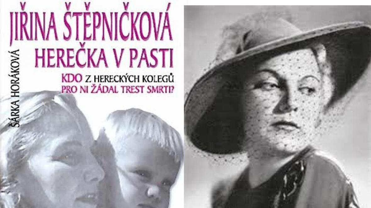 Životopis Jiřiny Štěpničkové