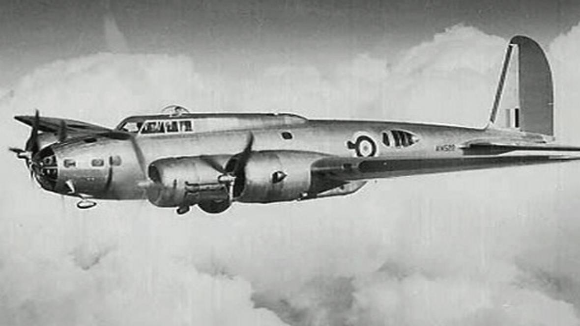Bombardér B-17