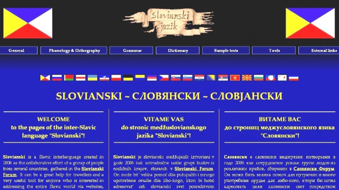Slovianski jazik