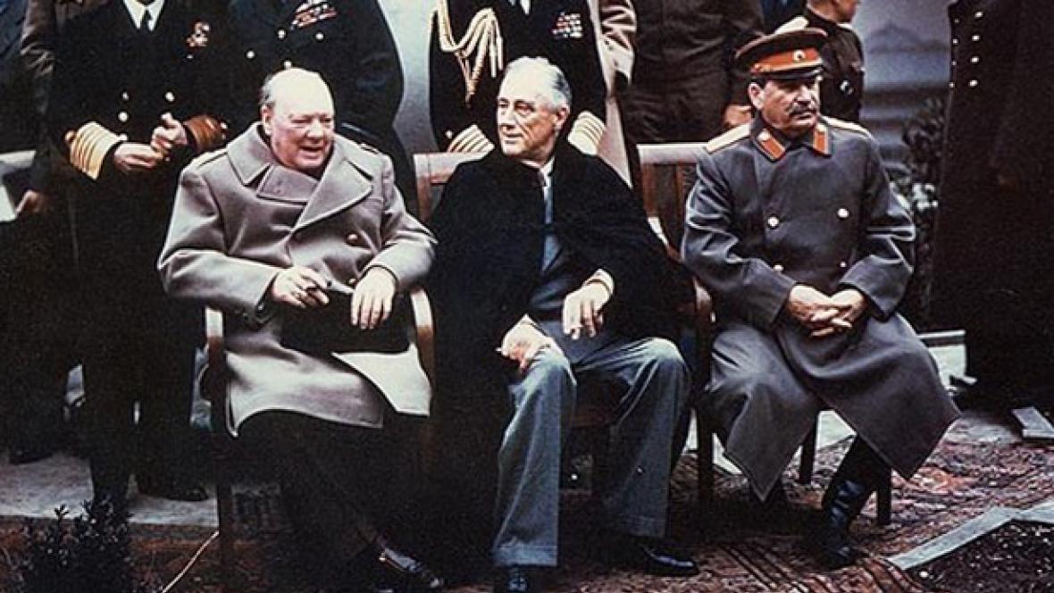 Konference na Jaltě