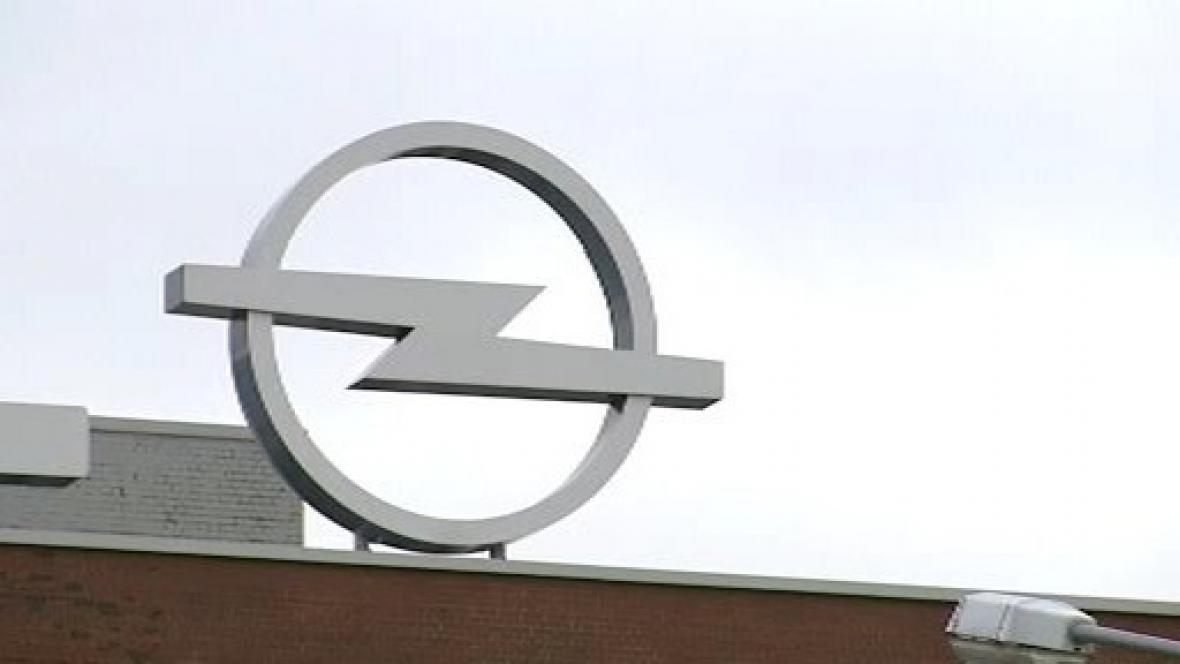 Logo automobilky Opel