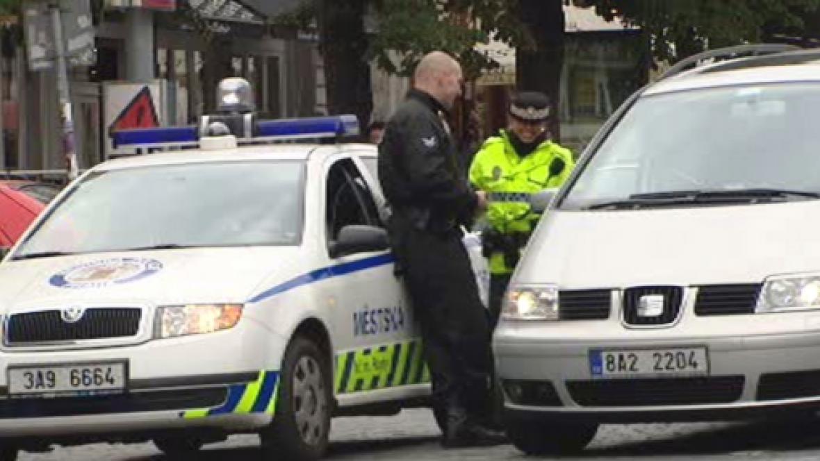 Policejní Fabia