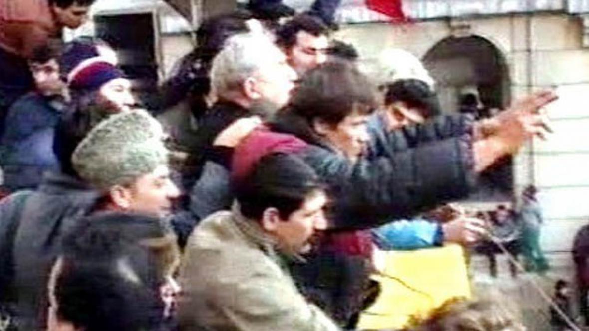 Revoluce v Rumunsku