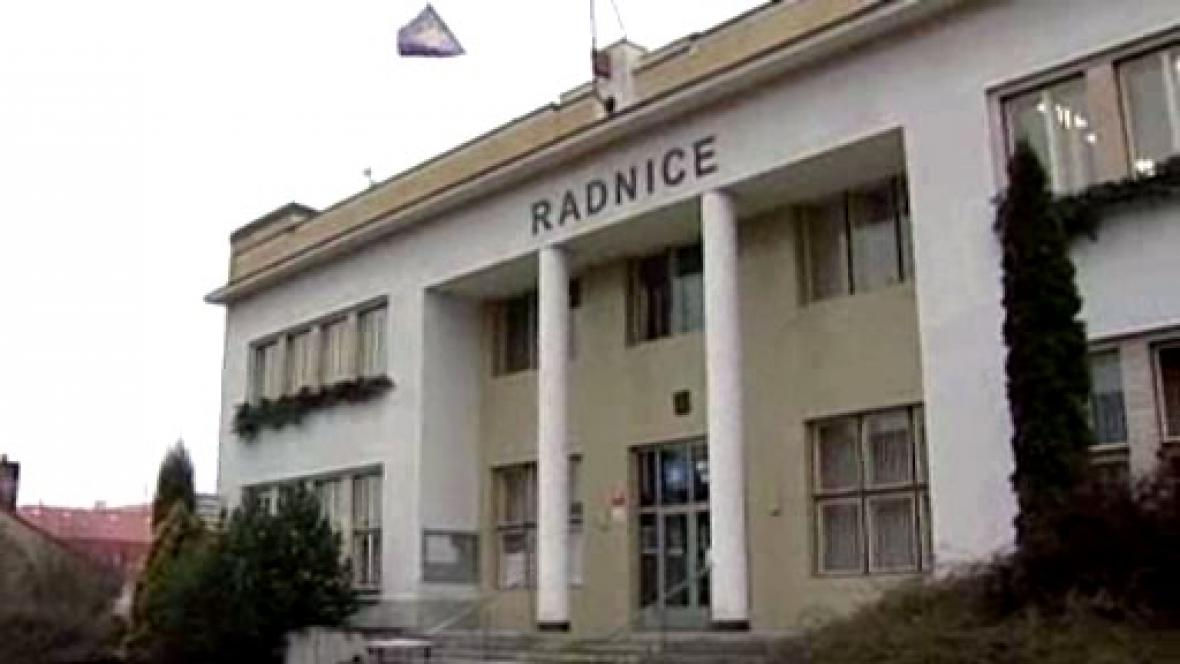 Radnice v České Skalici
