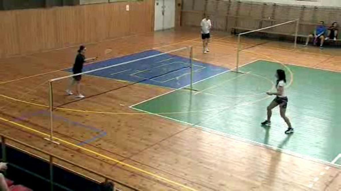 2. ročník turnaje v badmintonu