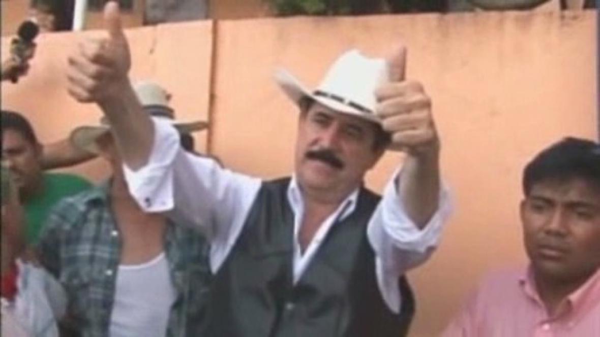 Manuel Zelaya