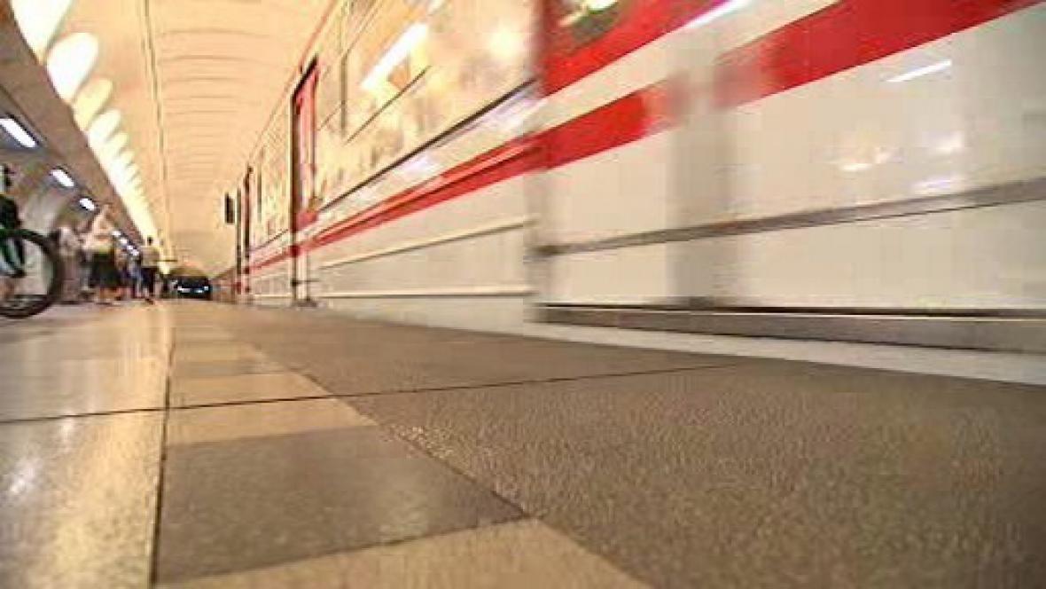 Jedoucí metro
