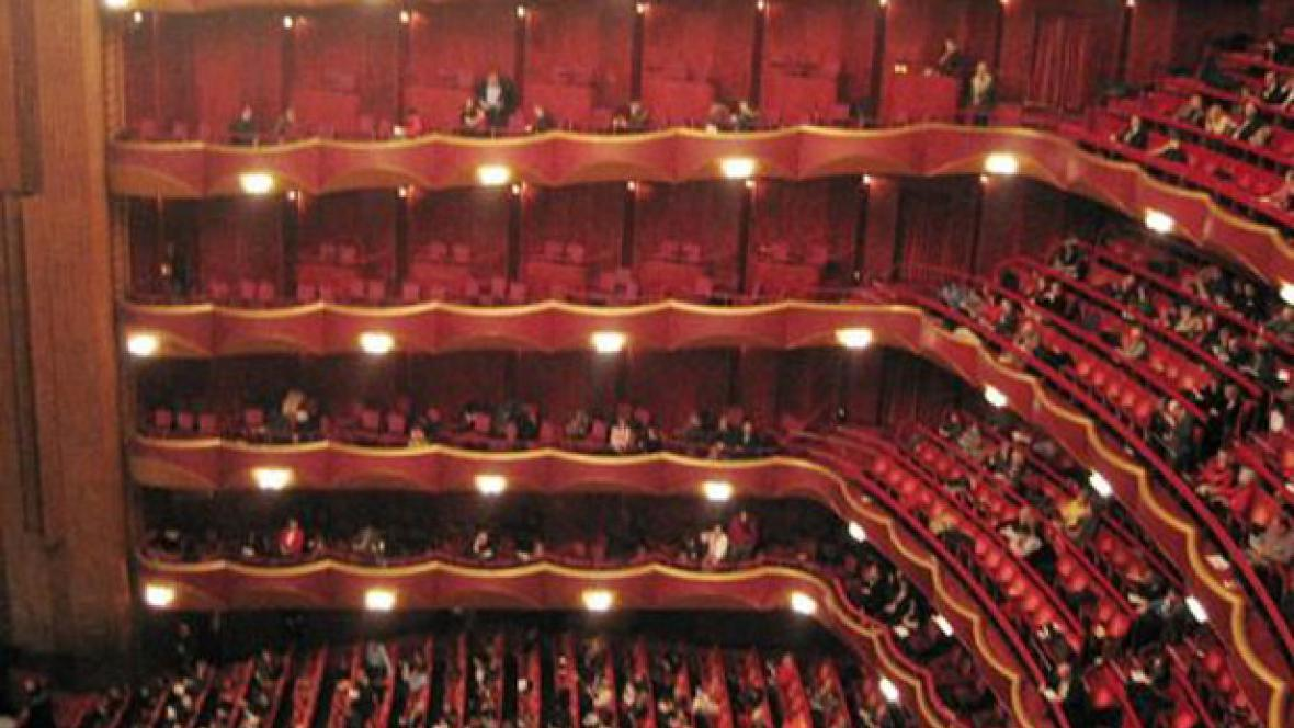 Metropolitní opera v New Yorku