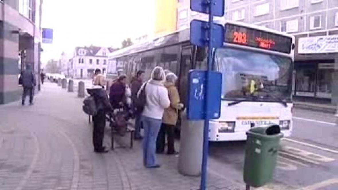 MHD v České Lípě