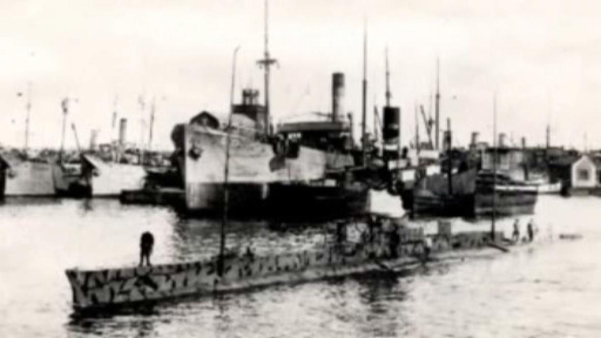 Ponorka E-18