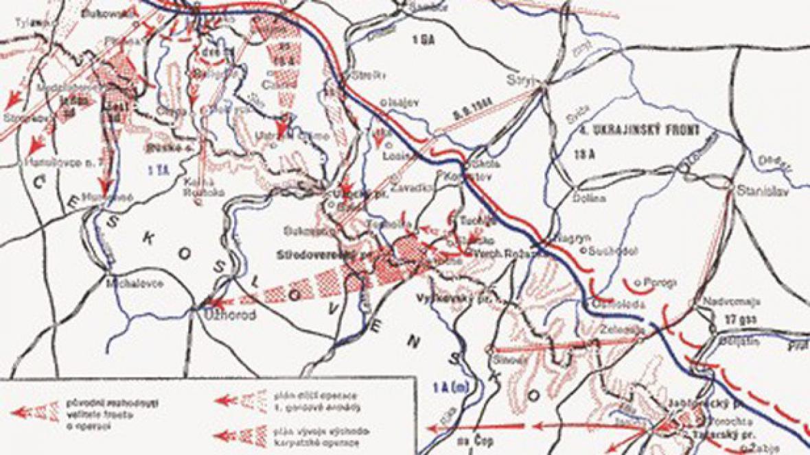 Plán Karpatsko-dukelské operace