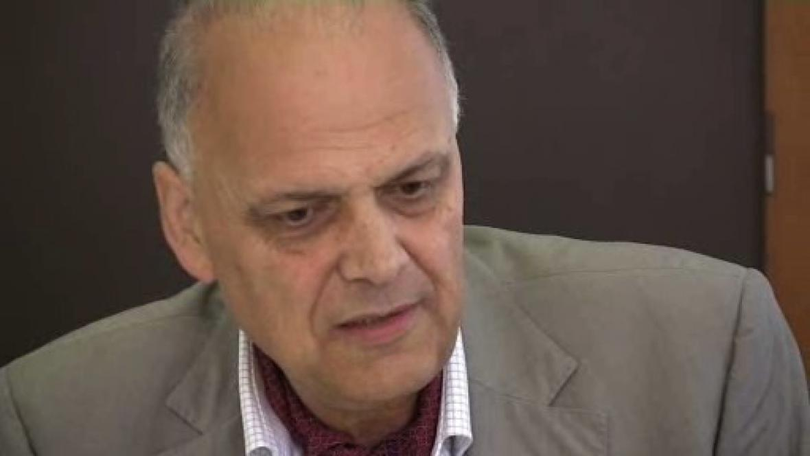 Houslista Bohuslav Matoušek