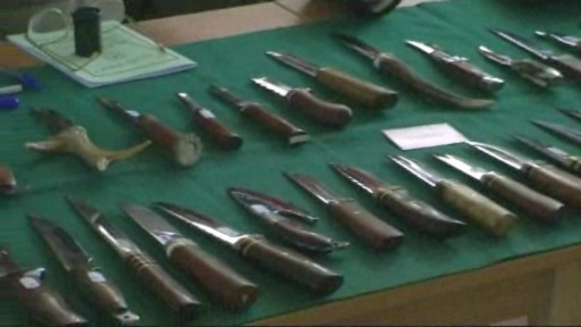 18. ročník mezinárodní výstavy nožů