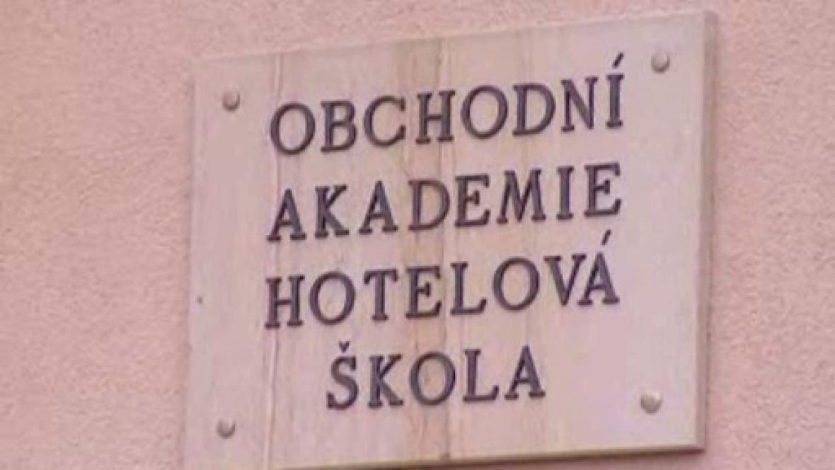 Obchodní akademie a hotelová škola v Turnově