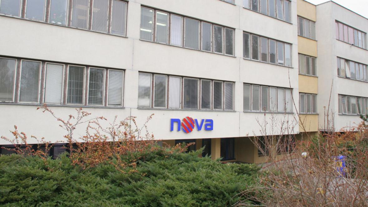 Budova TV Nova