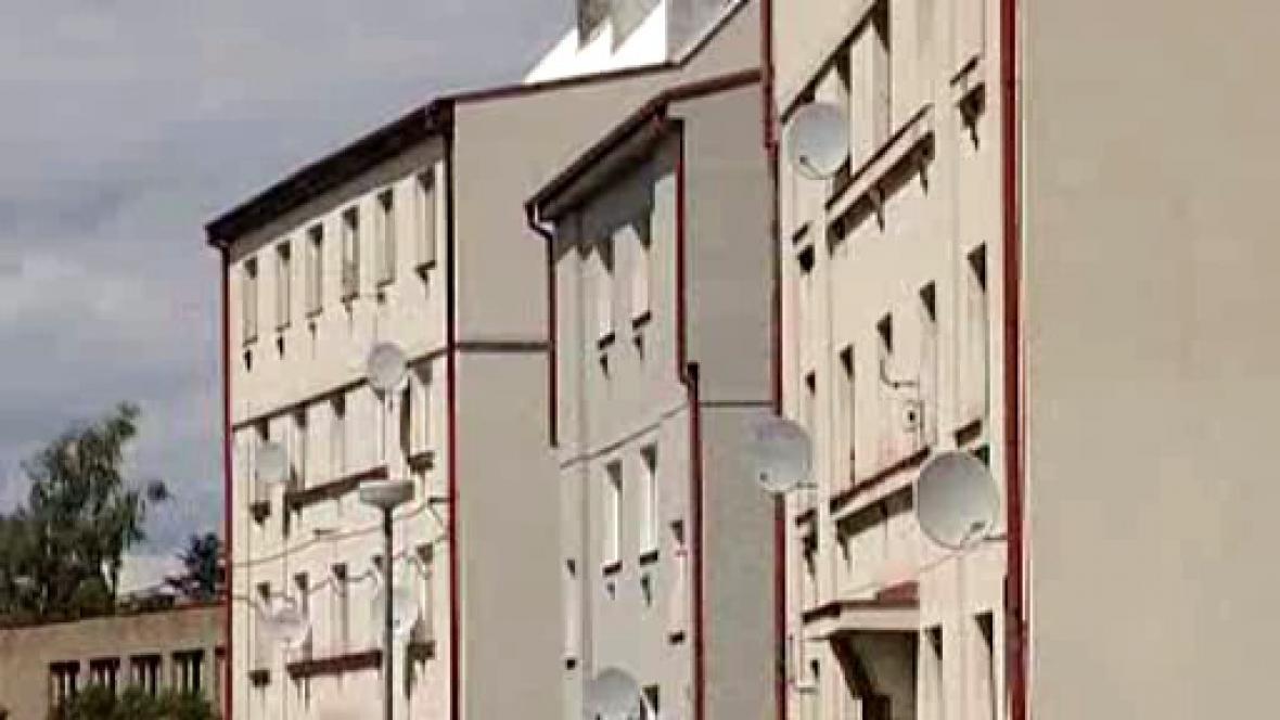 Obytné domy v Rokycanech