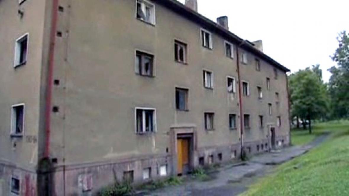 Dům v bývalém ghettu